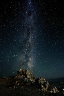 Creative Writing Exercise: Stardust