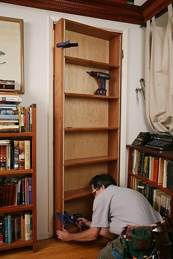 shelf door plans