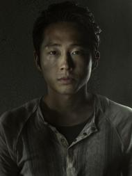 Glenn from The Walking Dead
