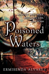 Poisoned Waters is a thrilling mystery set on a trans-Atlantic cruise where a murderer walks amongst passengers.