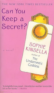 Can You Keep A Secret Book Cover