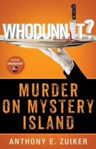 Whodunnit Murder on Mystery Island