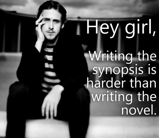 From tumblr account Writer Problems: Ryan Gosling Gets It