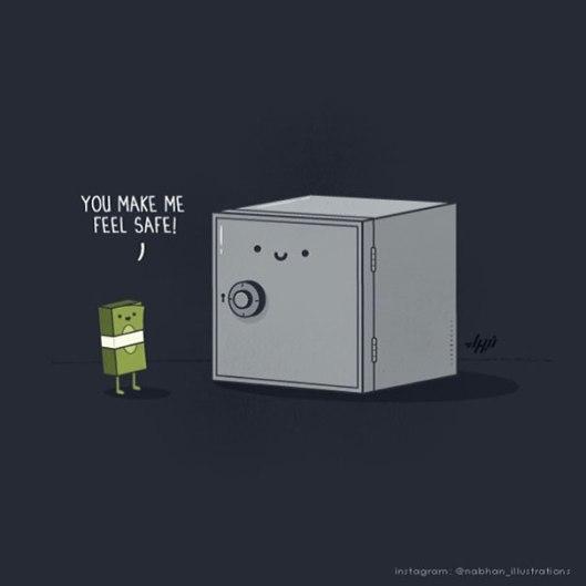 funny-pun-minimalistic-illustrations-nabhan-abdullatif-12