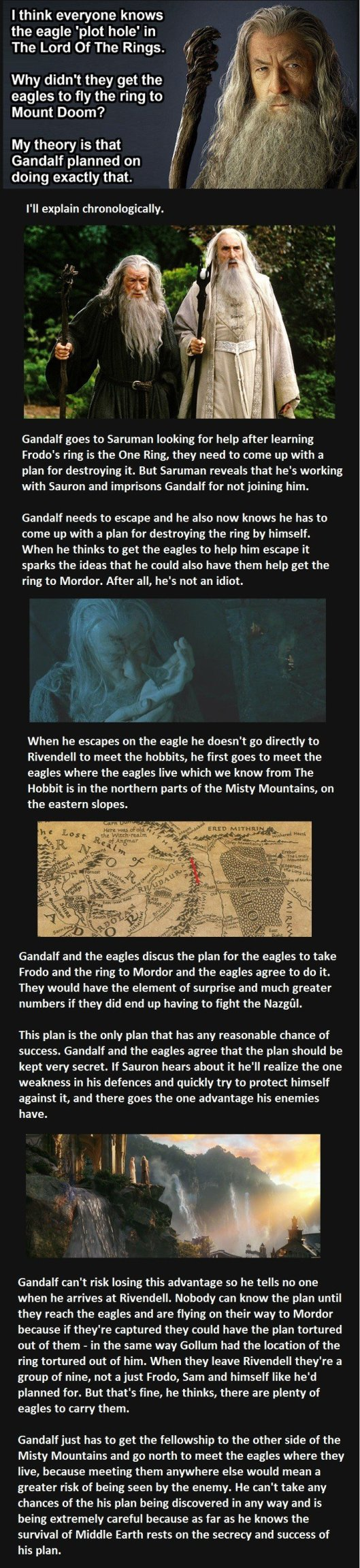 Lord of the Rings Eagles 1